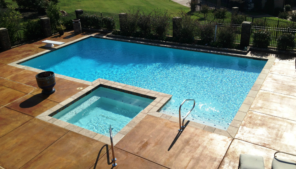 Pool showcase advanced pools inc memphis tn - Swimming pool companies in memphis tn ...