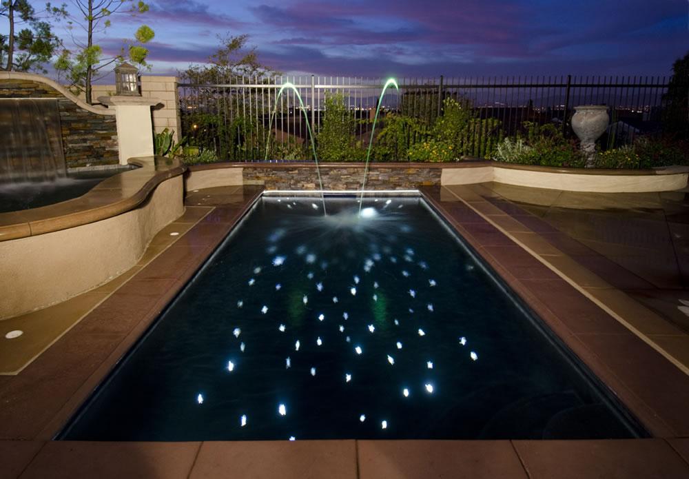 Add Fiber Optic Lights To Your Memphis Tn Swimming Pool