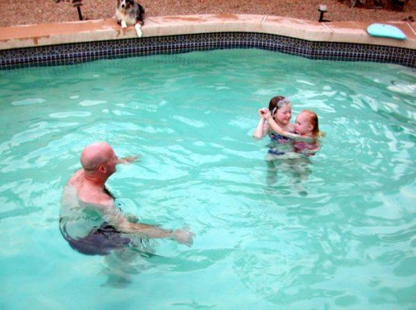 Extend swim season by adding a pool heater