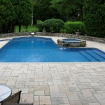 How to design your swimming pool deck