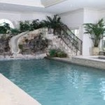 How to care for an indoor swimming pool