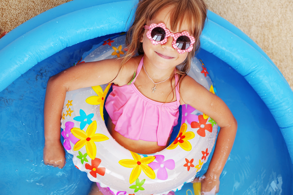 What should the pool water temperature be?