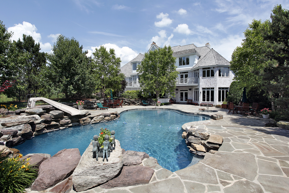 Should you get a beach entry swimming pool?