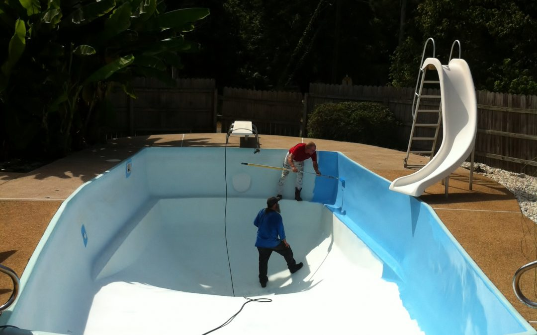 Three reasons to get a concrete pool