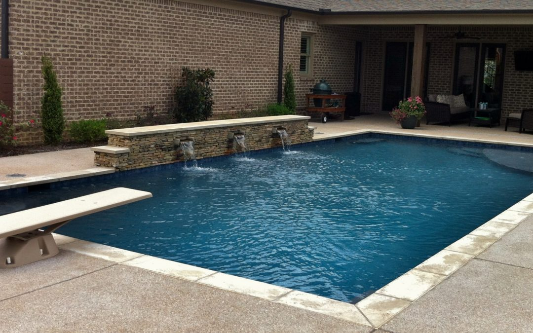 How to acid wash a swimming pool