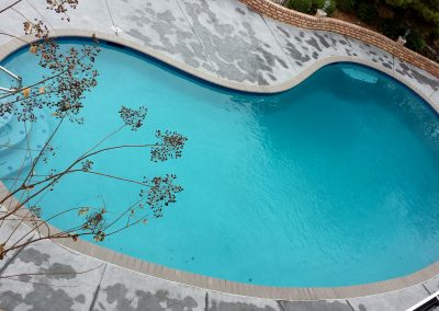 Is the swimming pool water clean enough?